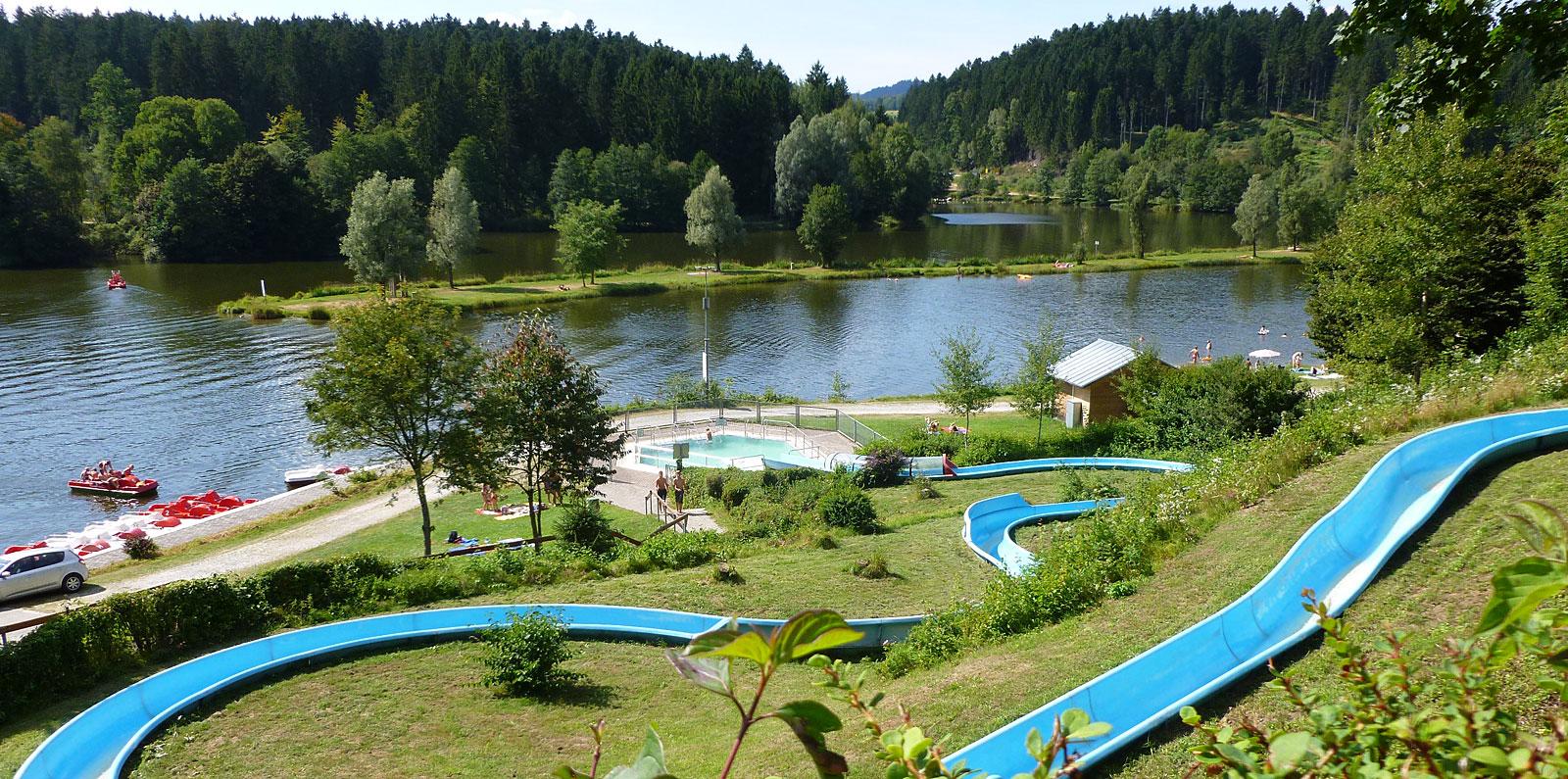 Ranasee in Bayern